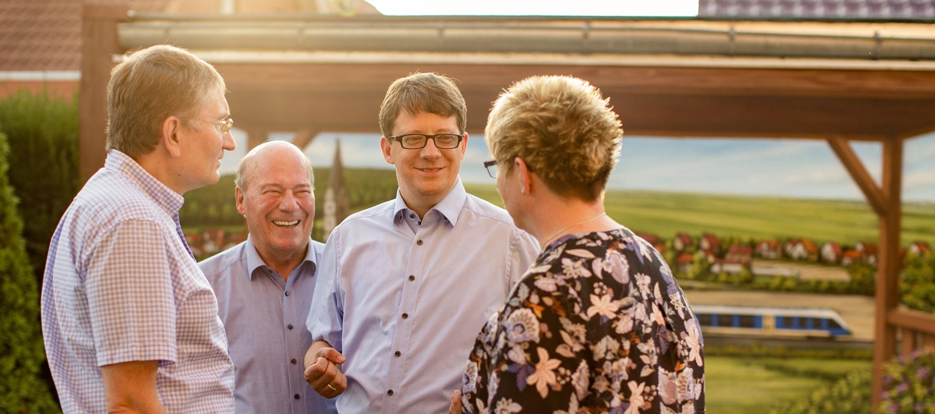 Björn Gryschka unabhängig Kandidat Bürgermeister Bad Salzdetfurth
