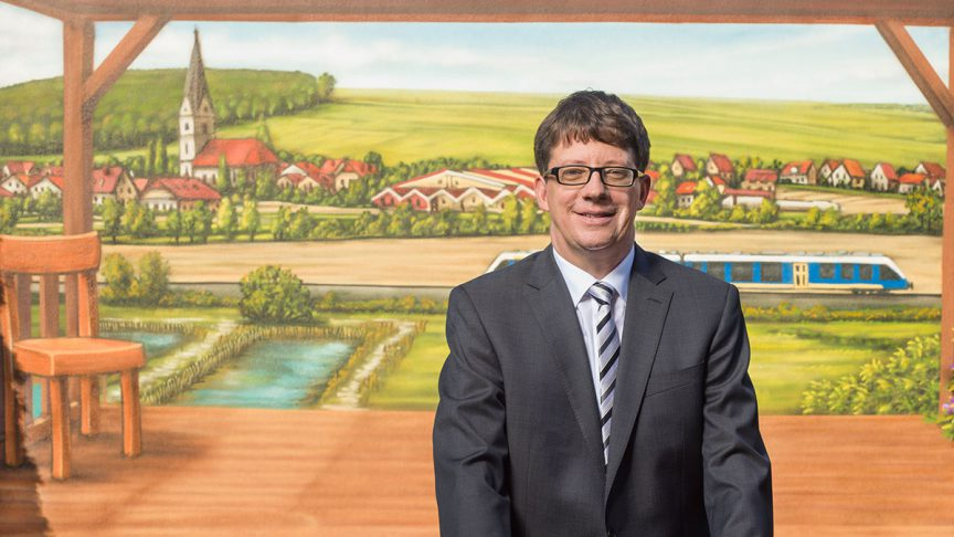 Björn Gryschka unabhängig für Bad Salzdetfurth Bürgermeister